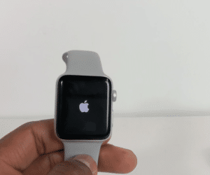 Solución Apple Watch no enciende y no carga